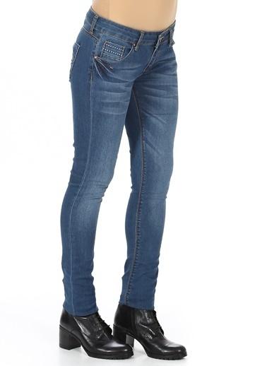 Caramel Pantolon Lacivert